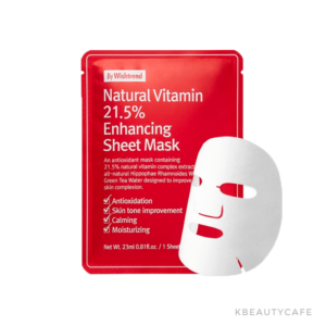 By Wishtrend Natural 21.5% Enhancing Sheet Mask