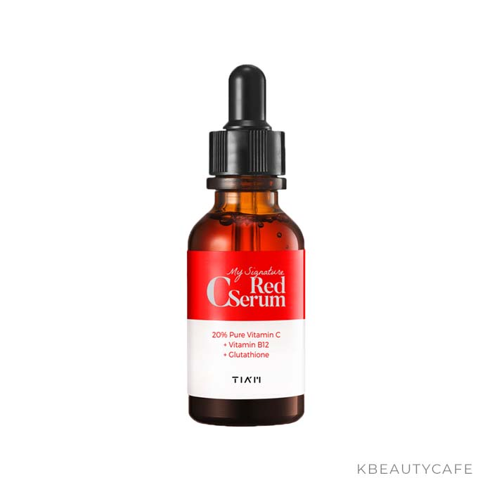 TIA'M My Signature Red C Serum