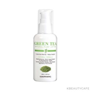 Tosowoong Green Tea Natural Pure Essence Brightening Treatment