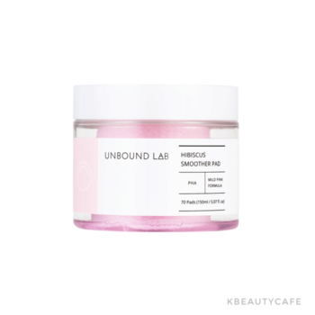 Unbound Lab Hibiscus Smoother Pad