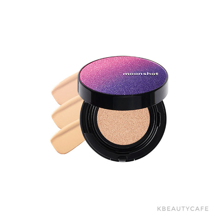 Moonshot Micro Correct Fit Cushion (Swatches)