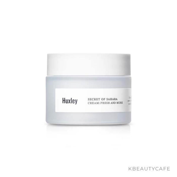 Huxley Fresh and More Cream