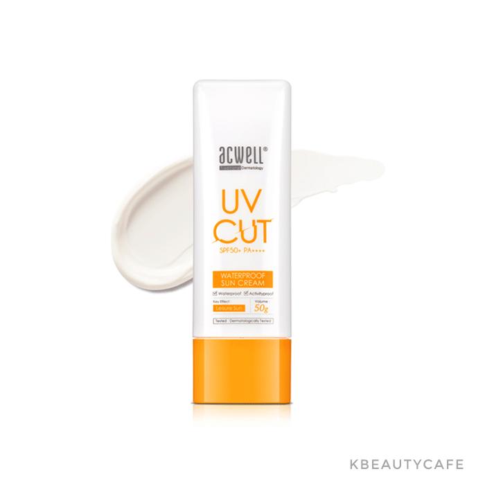 Acwell UV Cut Waterproof Sun Cream