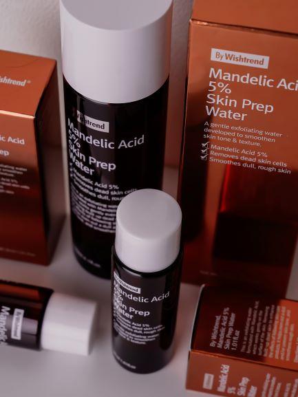 By Wishtrend Mandelic Acid 5% Skin Prep Water Miniature
