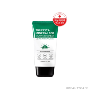 Some By Mi Truecica Mineral 100 Calming Suncream