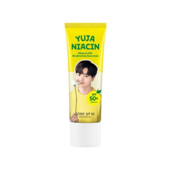 Some by mi yuja niacin mineral 100 brightening suncream