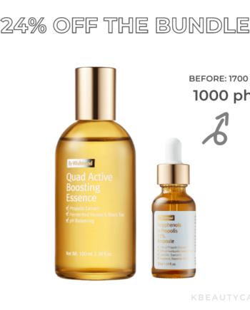 By Wishtrend Acne Soothing Set