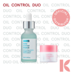 By Wishtrend Oil Control Duo